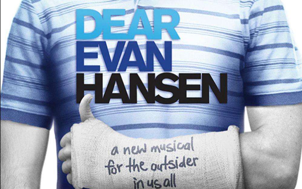 【Musical Fans字幕组】2017年托尼奖最佳音乐剧《埃文汉森》Dear Evan Hansen 2016年11月粉丝录像