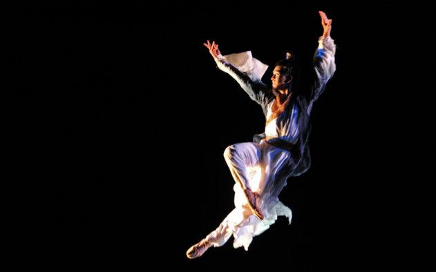 【古典舞】第十届桃李杯 青年组男子剧目 合集(5)_三次元舞蹈_舞蹈图片
