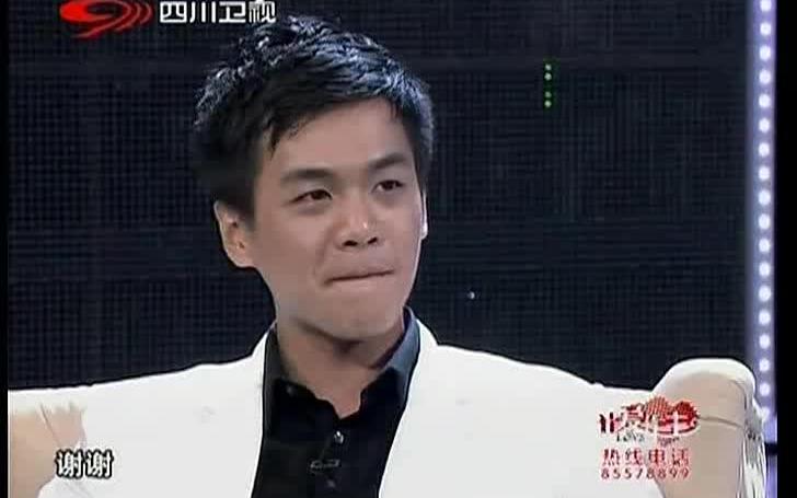 【张若昀/采访】20120620 让爱做主 黑狐剧组