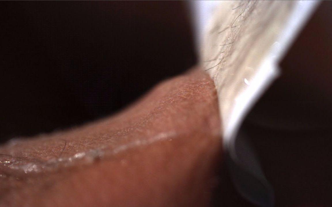 【盖蛋慢镜头】秒速28000帧看拔腿毛 @柚子木字幕组