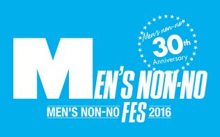 模特 关于/MENS NON/NO FES 2016 模特走秀CUT