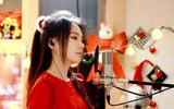 【惊艳翻唱】Santa Tell Me - Ariana Grande ( cover by J.Fla )(中英字幕)