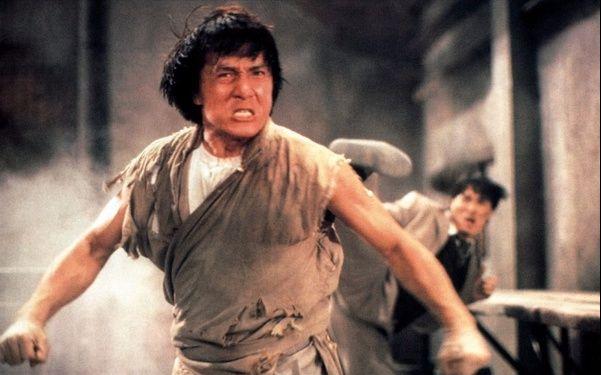 《醉拳2》是不是功夫电影史上打斗最激烈的功夫片图片
