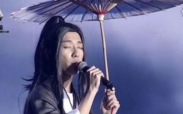 【清华大学男生】现场翻唱秦时明月主题曲《月光》图片