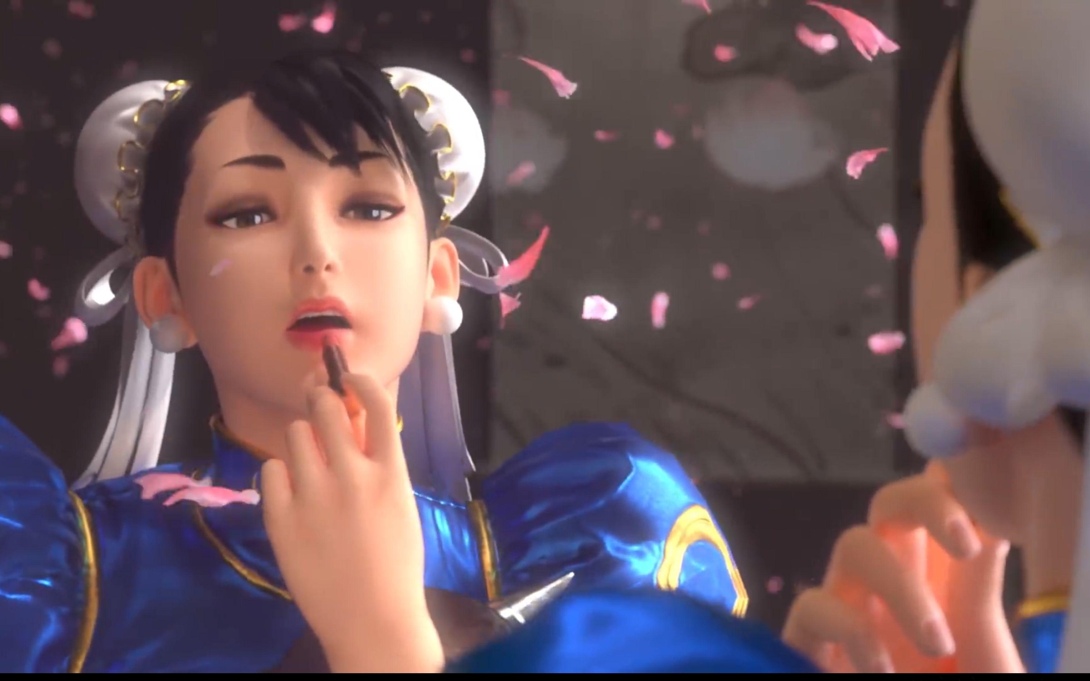 游戏史上10大惊艳的中国风美少女【拜年祭情报】