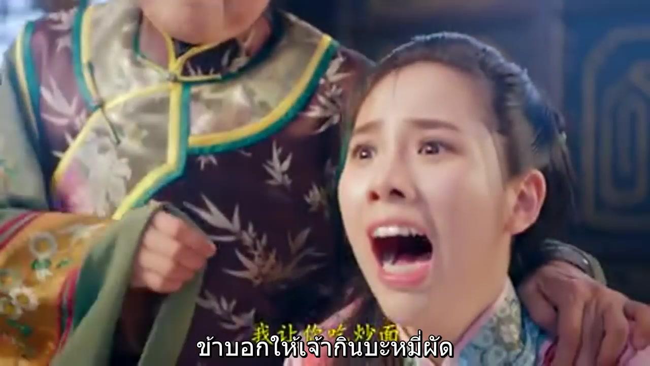 【泰国广告】 中国炒面在泰国的广告
