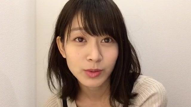 今村 美月(AKB48 チーム8) (2018年01月07日22時16分16秒) SHOWROOM