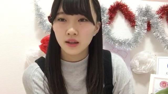 山根 涼羽(AKB48 研究生) (2018年01月17日17時02分42秒) SHOWROOM