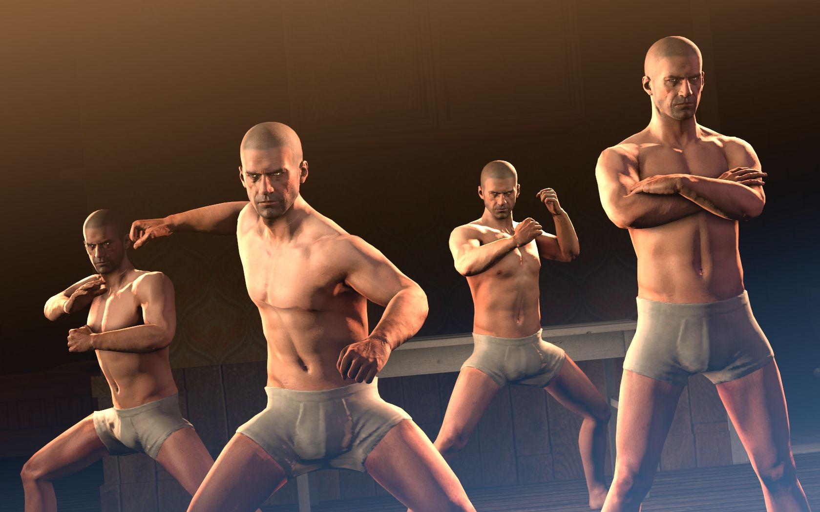 【绝地求生动画】出击! 裸体小队! [SFM]