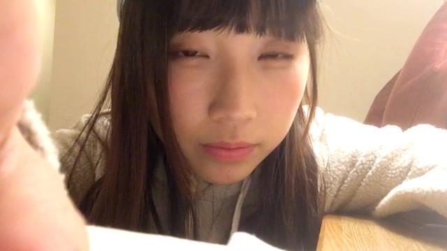藪下 楓(STU48) (2018年01月07日21時28分17秒) SHOWROOM