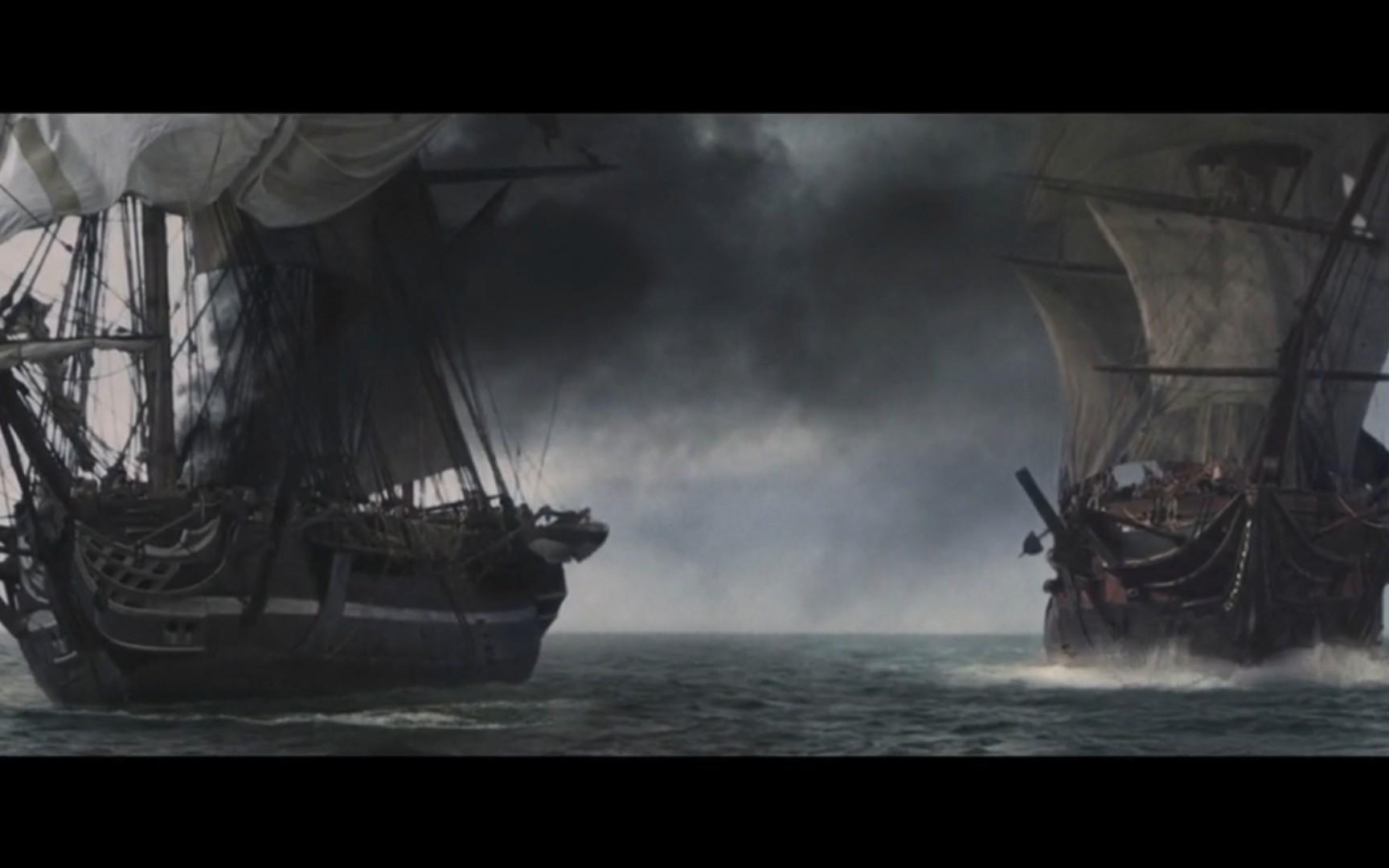 19世纪的海战,豆瓣高分电影,英法海洋争霸(1)