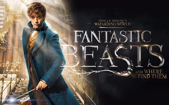 神奇动物在哪里与罗琳的魔法世界 Fantastic Beasts &am
