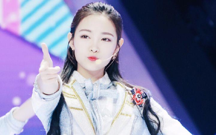 【snh48】国民美少女 snh48许佳琪 表演合集