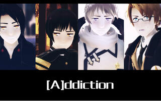 【APH/MMD】耀/菊/露/米的[A]ddiction