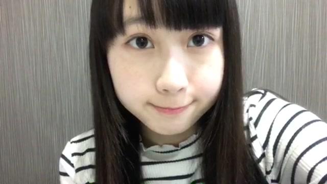 井上 瑠夏(SKE48 チームS) (2018年01月14日21時21分08秒) SHOWROOM