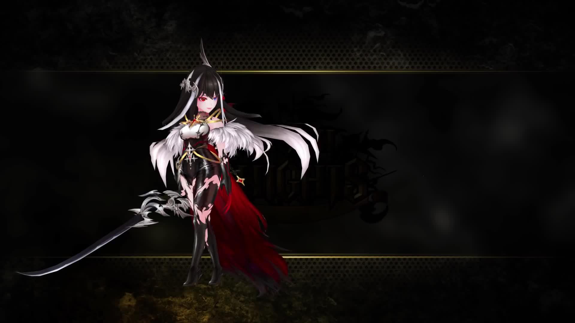 【a】seven knights - 韩服 赛因 神话觉醒