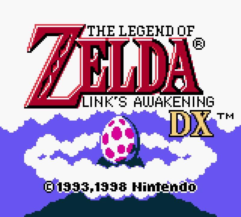 【TAS】Zelda经典GB梦见岛传说60分2秒速通关攻略