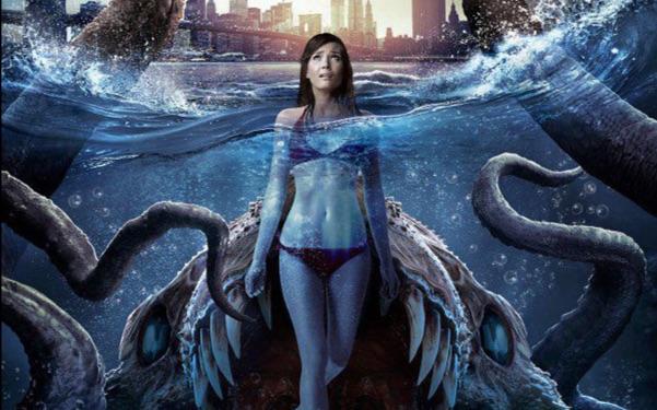 俗哥说电影,美国科幻恐怖片《黑暗弥漫之水面下的生物》