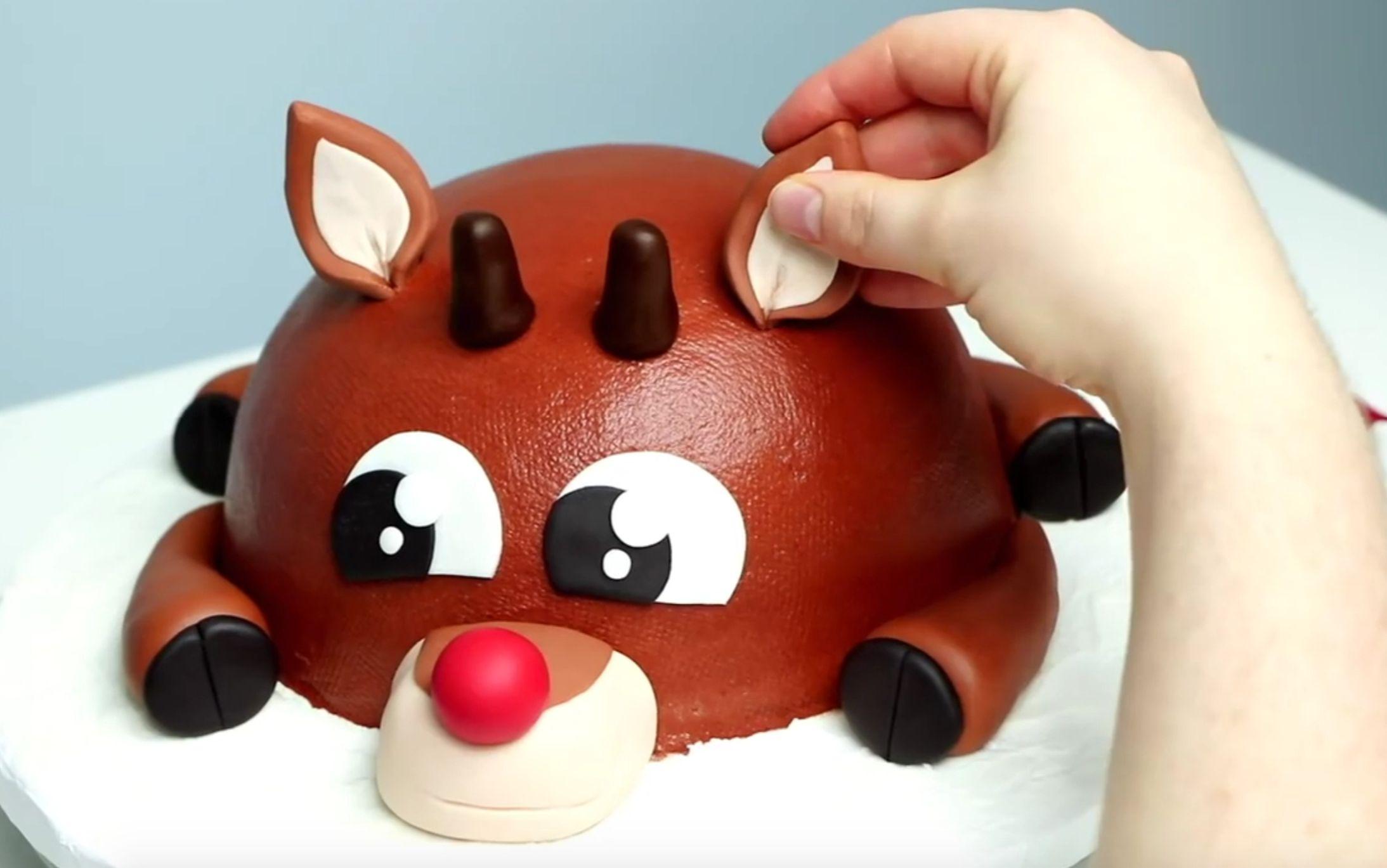 【不务正业】制作各种小动物蛋糕