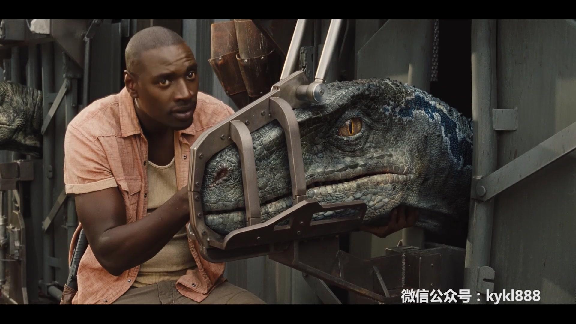 谁有侏罗纪世界电影资源发给我谢谢.发我百度云