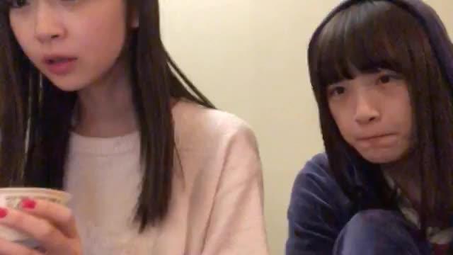 太野 彩香(NGT48 チームNⅢ) (2018年01月12日22時56分26秒) SHOWROOM