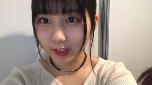 田中 美久(HKT48 チームH) (2018年01月07日19時34分11秒) SHOWROOM