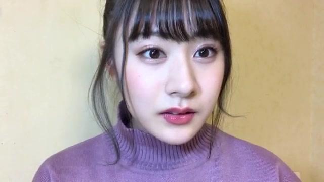 加藤 美南(NGT48 チームNⅢ) (2018年01月08日20時23分22秒) SHOWROOM