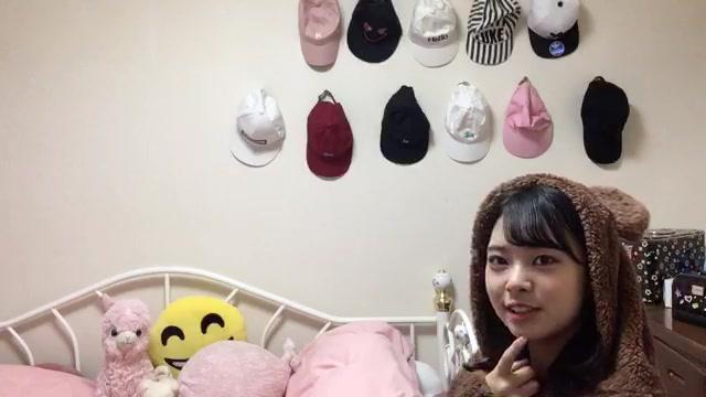 山田 寿々(NMB48 チームM) (2018年01月03日16時52分14秒) SHOWROOM