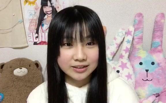 北川 愛乃(SKE48 チームS) (2018年01月17日21時44分01秒) SHOWROOM