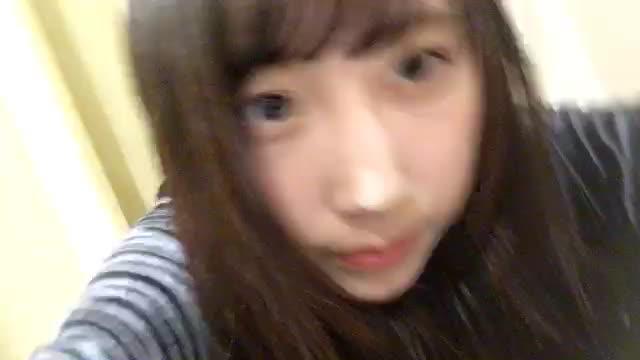 藪下 楓(STU48) (2018年01月18日19時28分32秒) SHOWROOM