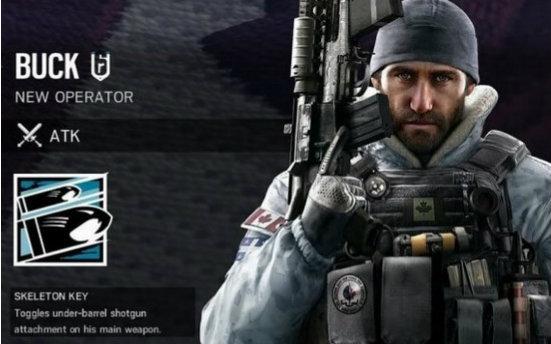 彩虹六号:围攻】猎杀恐怖分子之Buck篇下载 ...