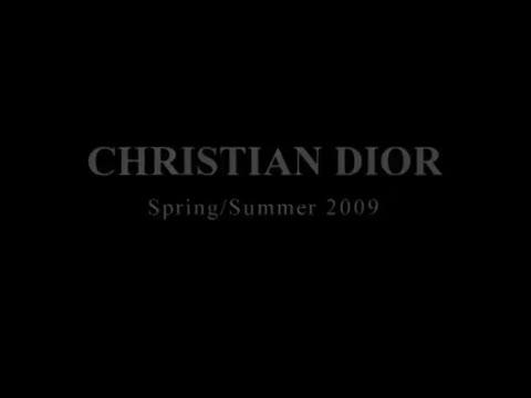 【秀场】Christian Dior Spring-Summer 2009