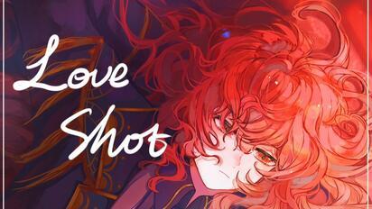 【原神手书】提瓦特男团《LOVE SHOT》