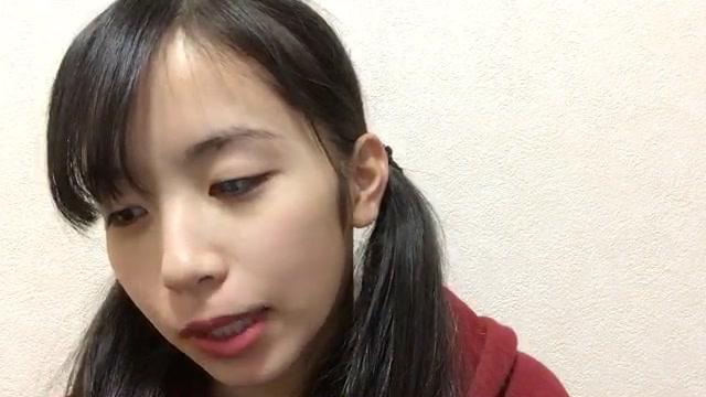 平野 ひかる(AKB48 チーム8) (2018年01月10日18時40分47秒) SHOWROOM