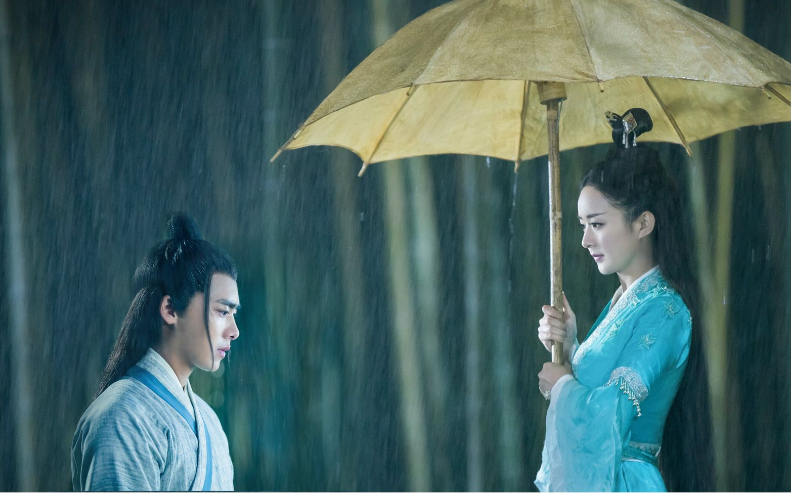 【诛仙青云志】【凡瑶】【李易峰×赵丽颖】习作mv大雨将至图片