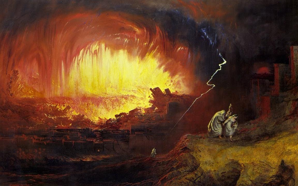 Biblical Series XI: Sodom and Gomorrah - Jordan B Peterson