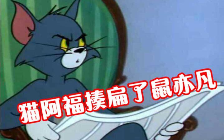 【猫和老鼠】猫阿福揍扁了鼠亦凡