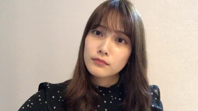 入山 杏奈(AKB48 チームA) (2018年01月11日20時01分25秒) SHOWROOM