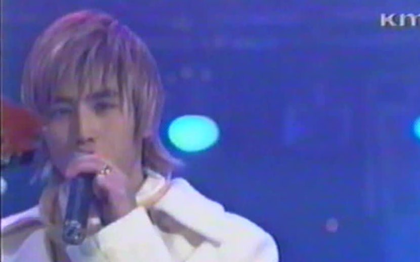 【Click-B】To be continued.Break It (KMTV Show!Music Tank 2002.02)
