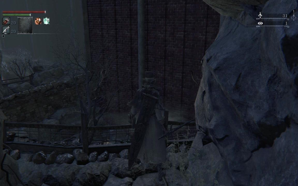 血源诅咒 黑暗怪兽帕尔
