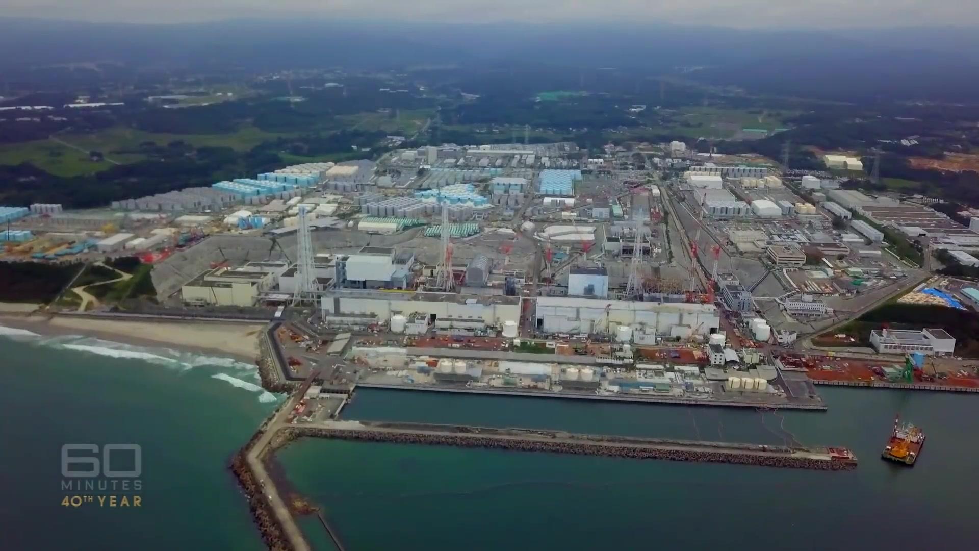 福岛核电站内部画面——澳大利亚60分钟新闻