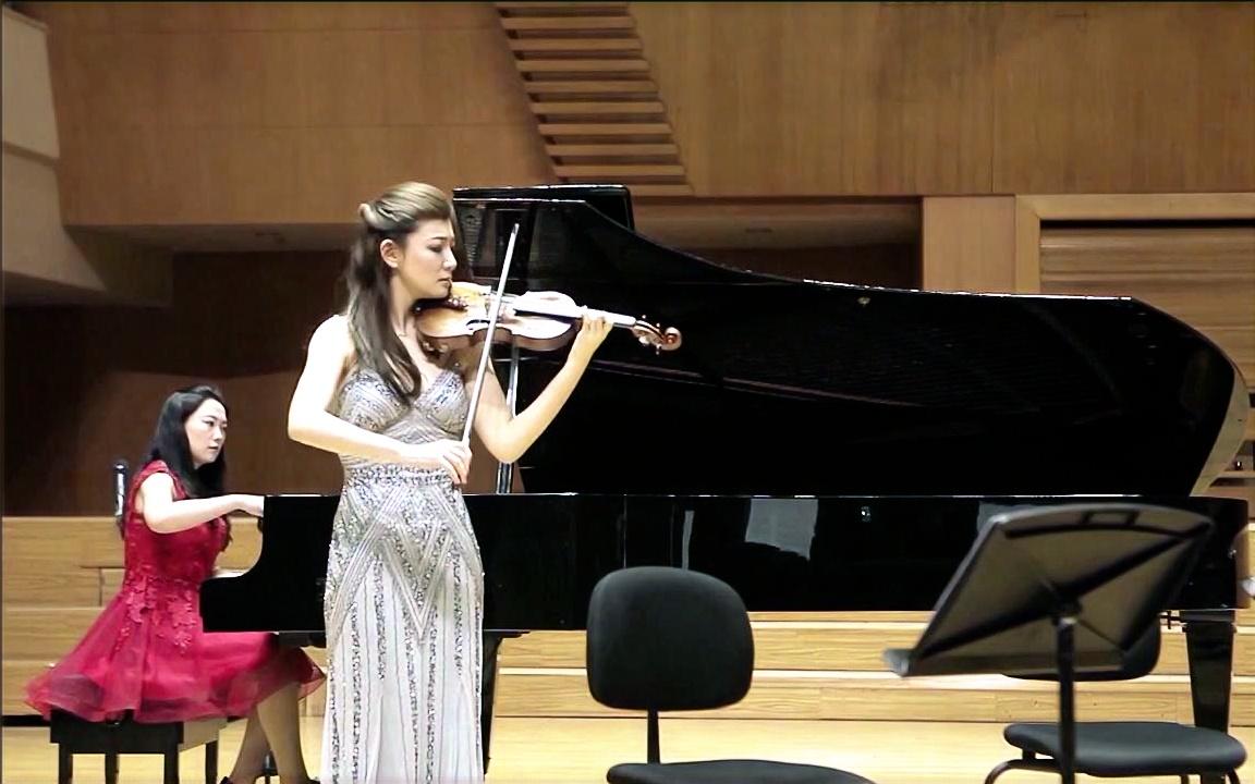 美女小提琴独奏《心酸的浪漫》(sad romance),演奏:谷丽莎——爱乐汇图片