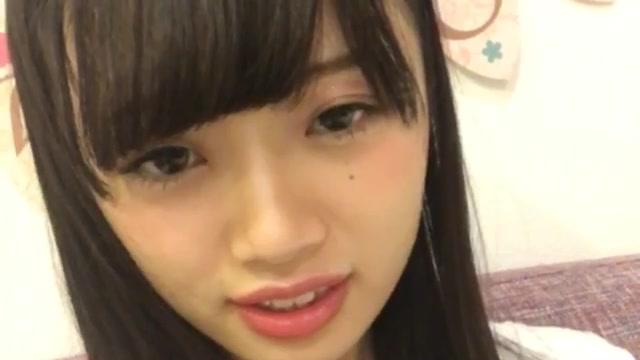 中井 りか(NGT48 チームNⅢ)すき?(。・ω・。)♡ (2018年01月02日20時04分39秒) SHOWROOM