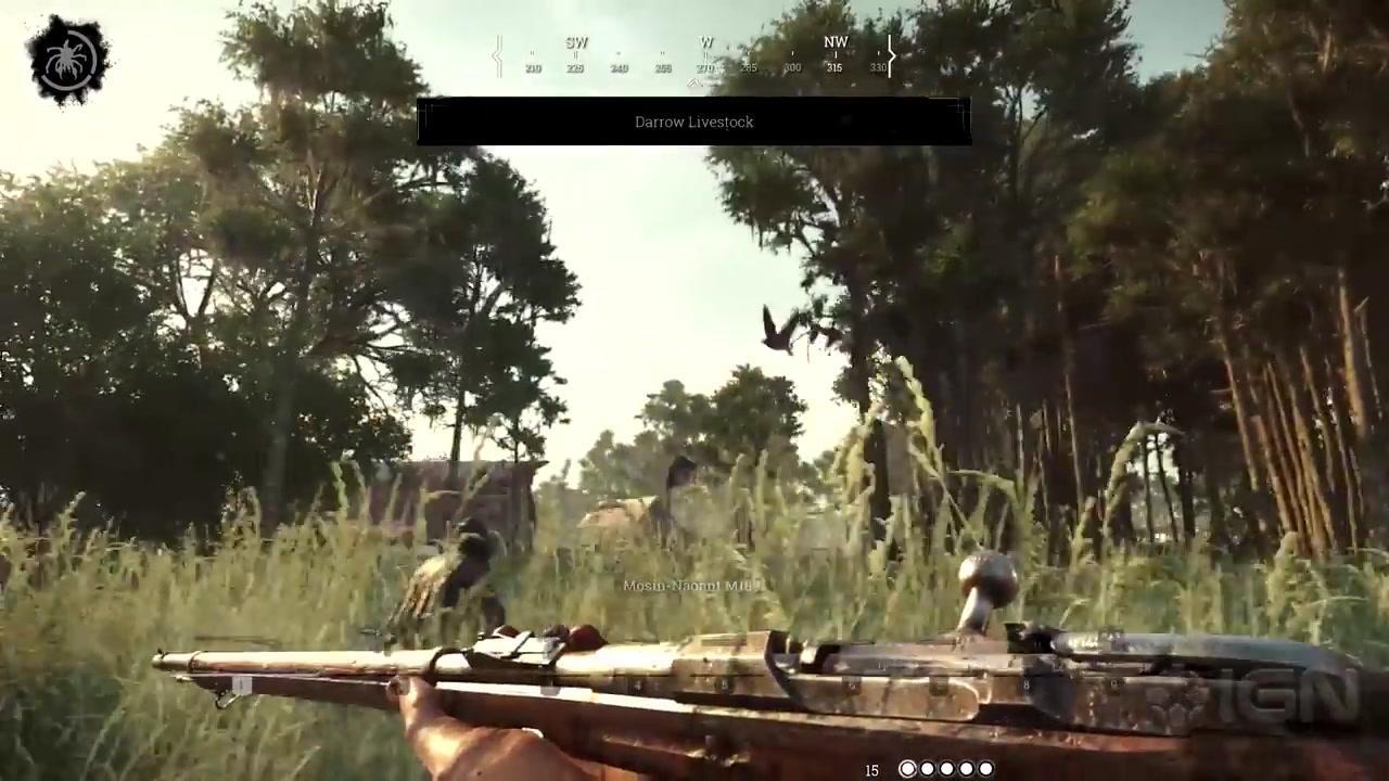 猎杀:对决 hunt: showdown
