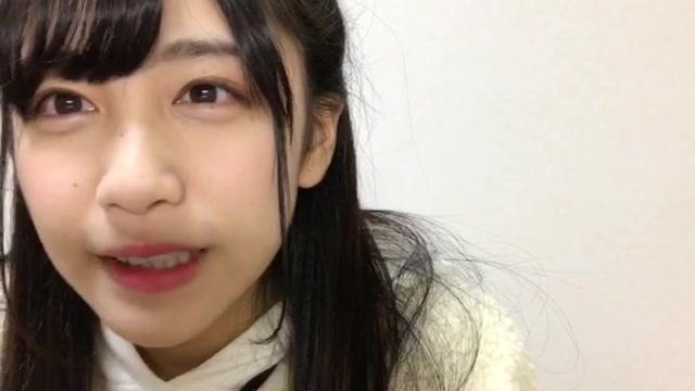 磯貝 花音(STU48)元70番 (2018年01月02日18時59分41秒) SHOWROOM