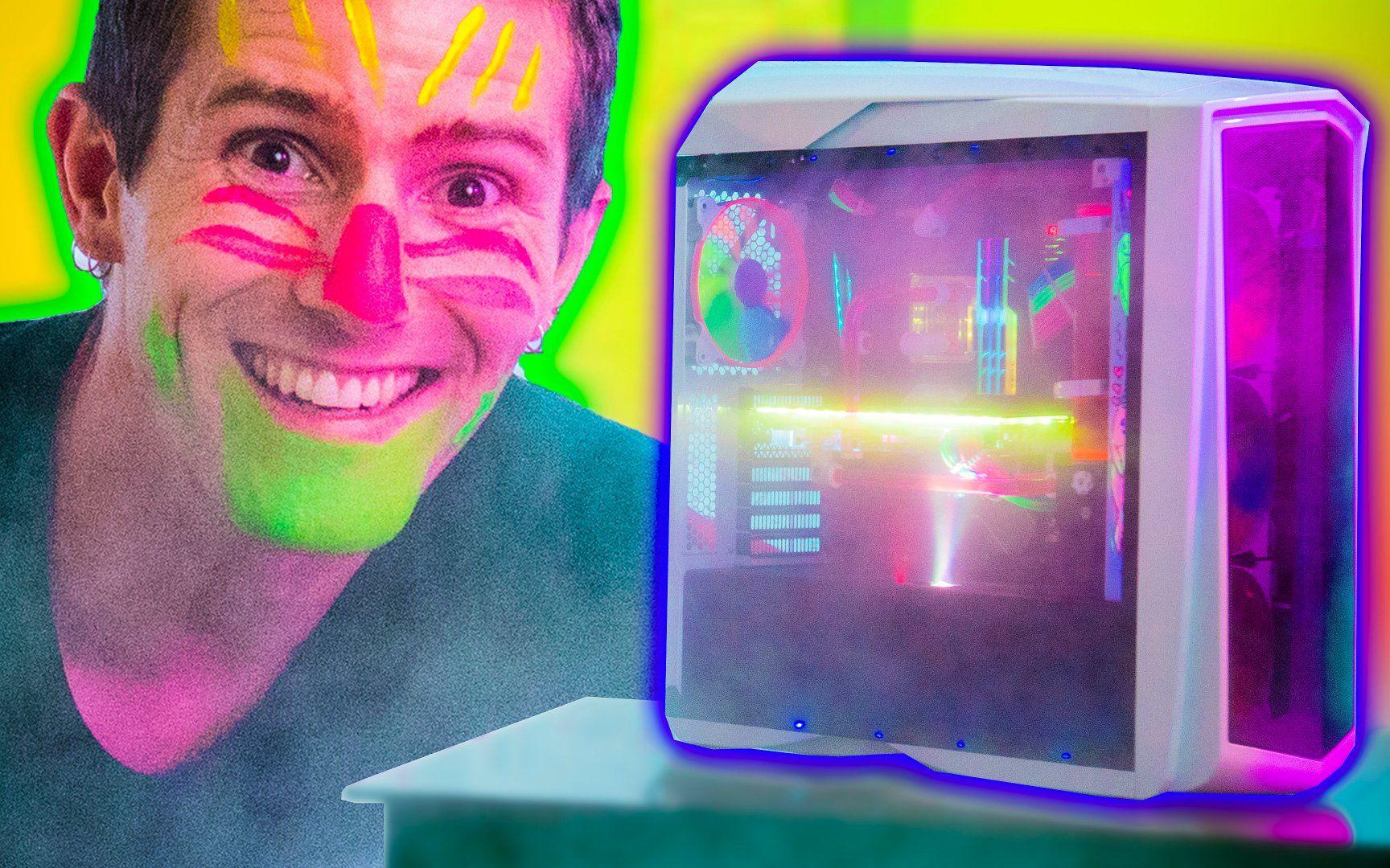 【官方双语】锐舞电脑装机实录 #linus谈科技