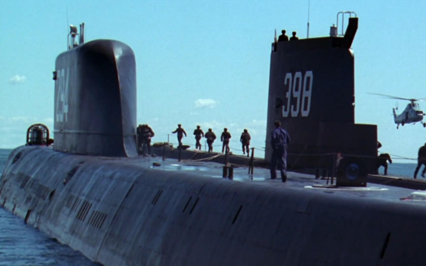 苏联第一艘核潜艇,发生泄漏后,差点引爆整个核反应堆(1)
