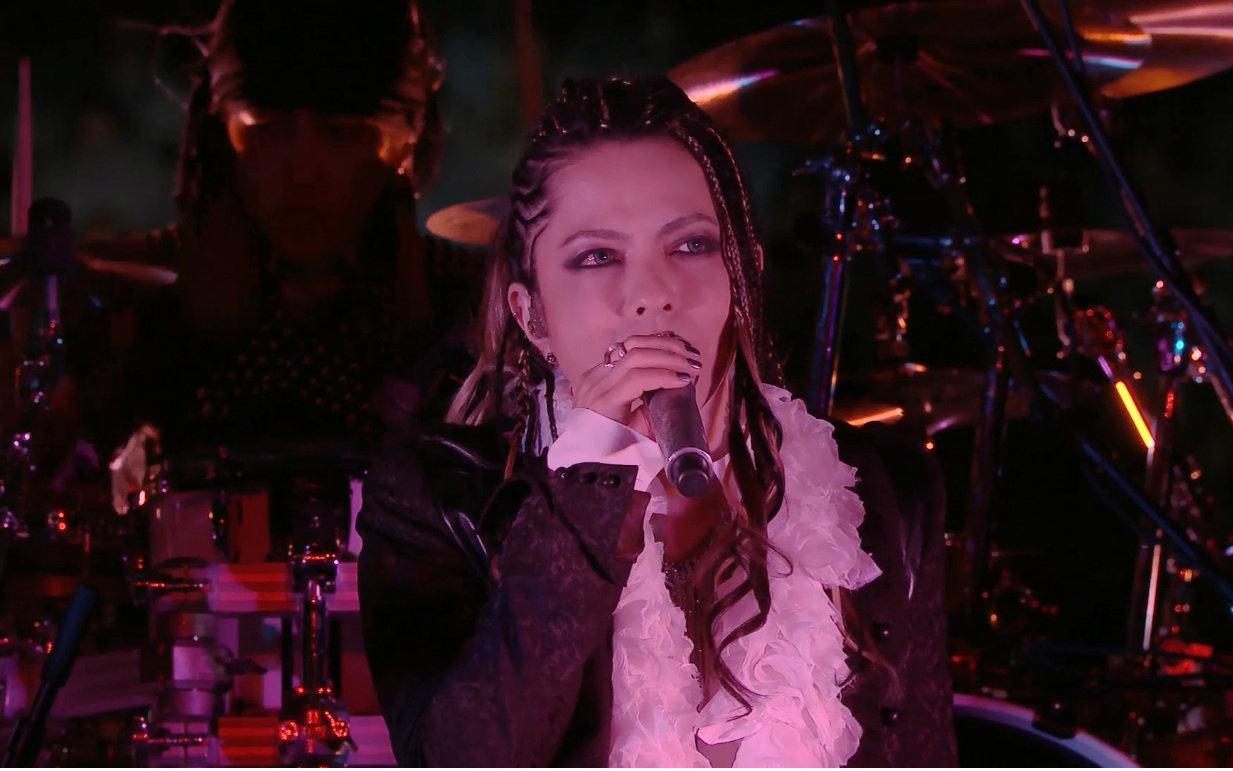 彩虹乐队】花葬 - L\'Arc~en~Ciel LIVE 2014 at 国立竞技场 ...