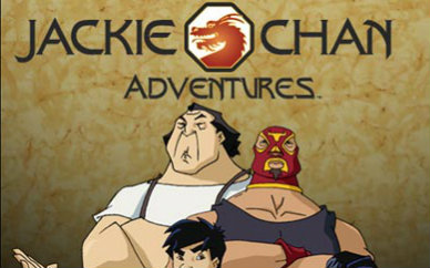 【DVDRip】成龙历险记 / Jackie Chan Adventures (2000) 【英语生肉】