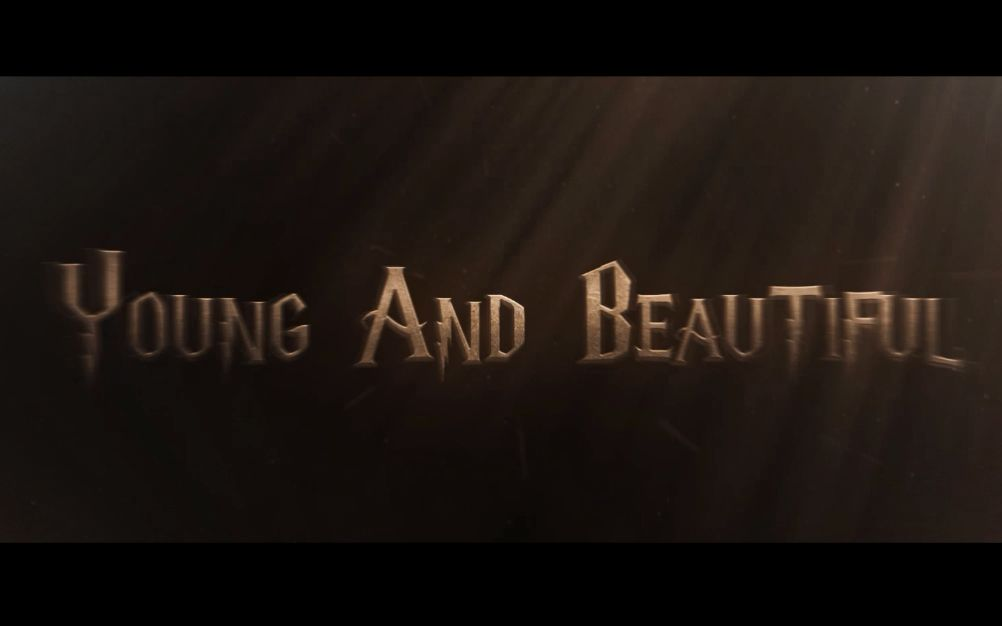 【HP】【GGAD】【重置版】young and beautiful【格林德沃/邓布利多】